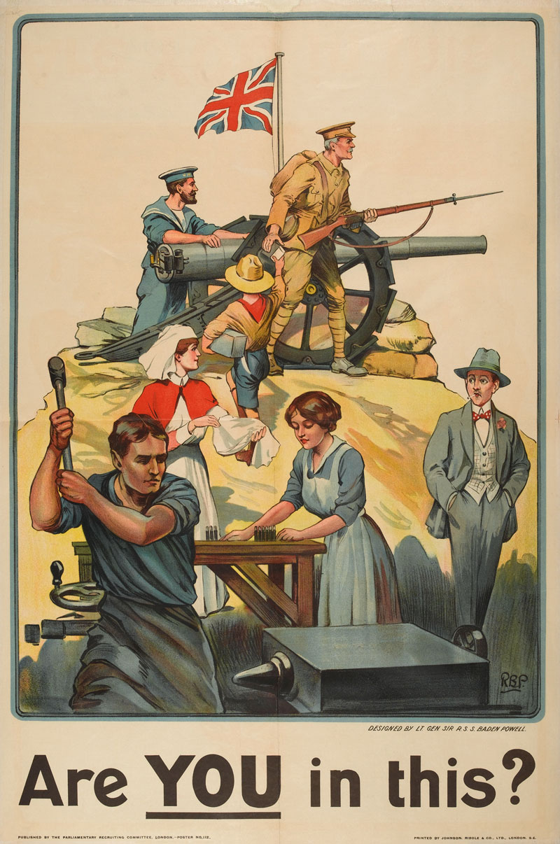 Posters Of The First World War National Army Museum London