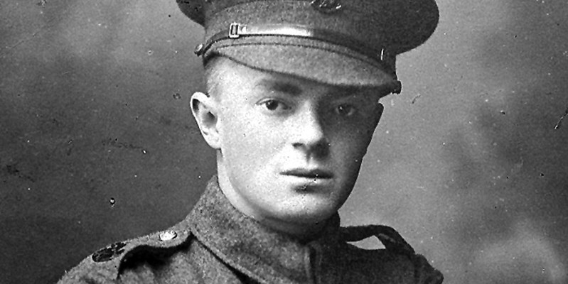 Private Thomas Stupple, Machine Gun Corps, killed in action, Western Front, 11 April 1918
