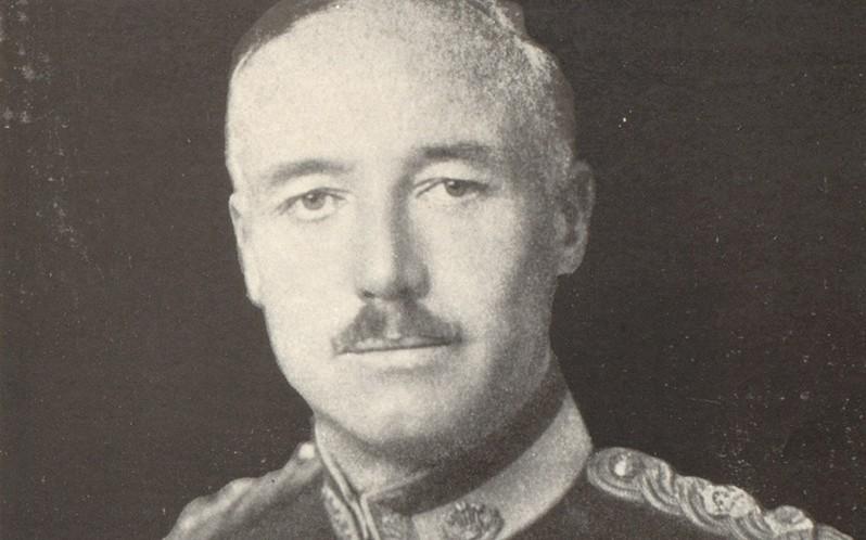 Captain Hubert Rees
