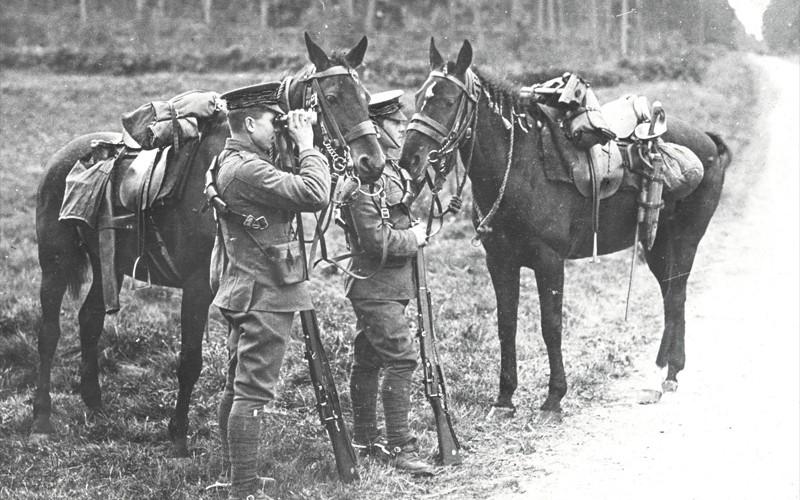 Corporal George Jameson