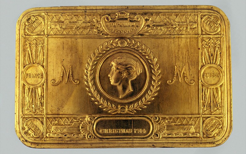 Princess Mary gift tin, 1914