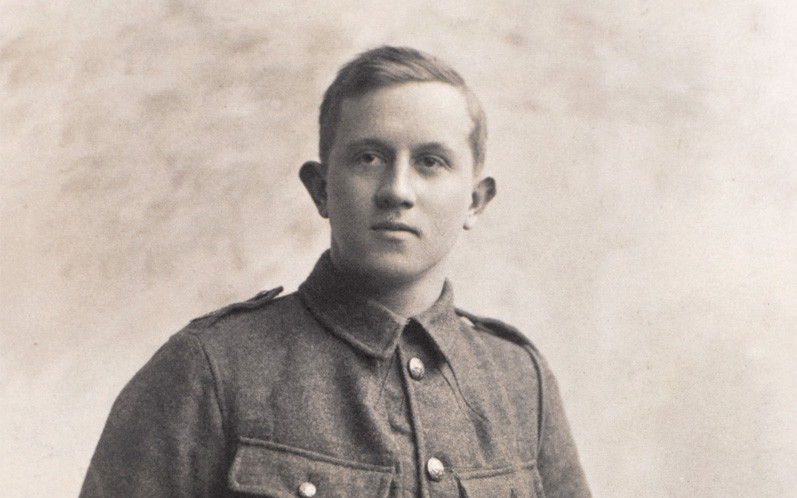 Rifleman William Eve, 1/16th (County of London) Battalion (Queen's Westminster Rifles), The London Regiment, 1914