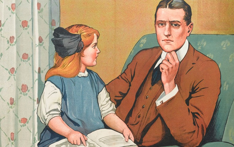 'Daddy, what did YOU do in the Great War?', 1915