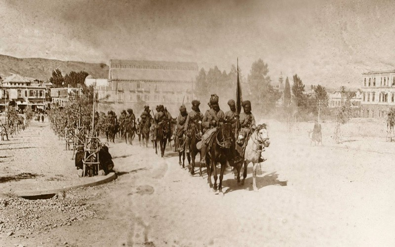 Empire & Commonwealth: Palestine