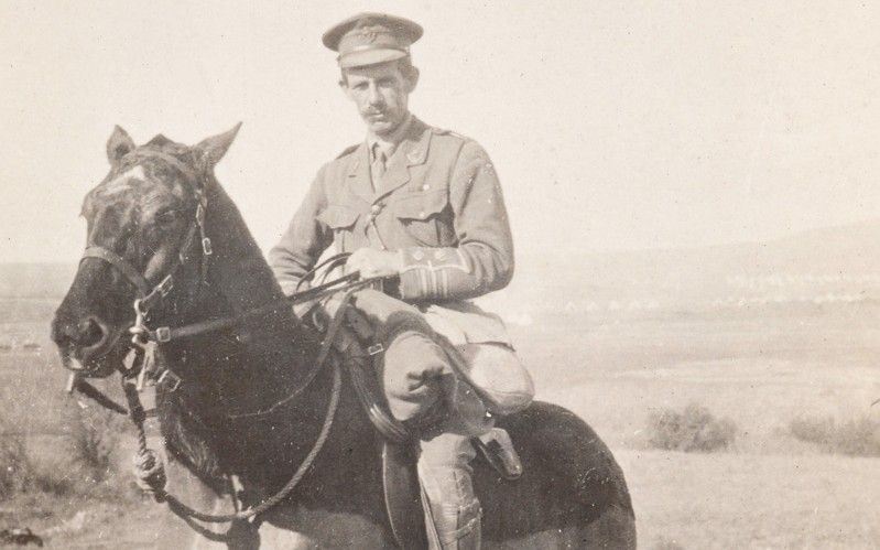 Lieutenant-Colonel Henry Jourdain, 5th Battalion The Connaught Rangers, 1915