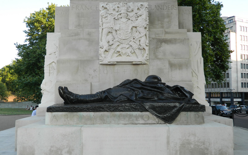 Royal Artillery Memorial, Hyde Park Corner