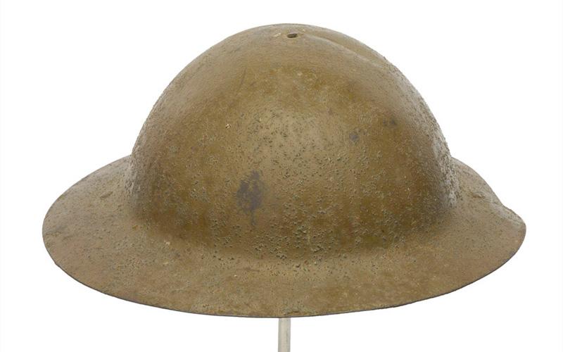 The Brodie Helmet | National Army Museum, London