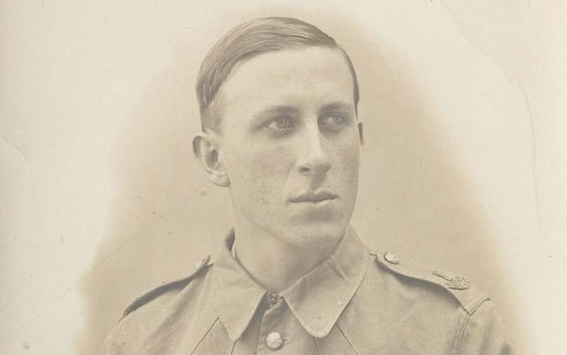 Private William Jay, 1/5th Battalion The Buffs (East Kent Regiment), 1915