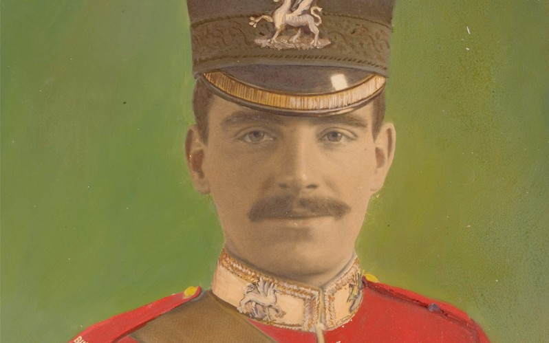 Corporal William Cotter