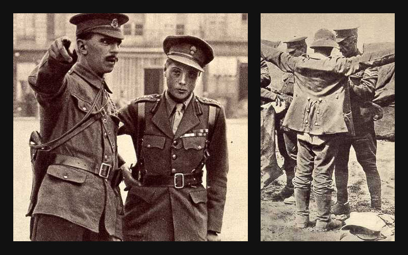 Military Police in the First World War