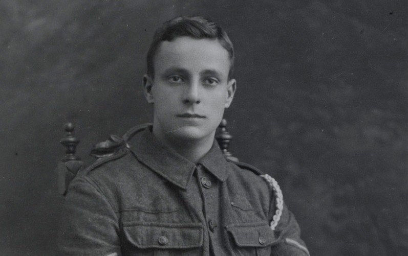 Lance Corporal James Littler, 12th Battalion The King's Royal Rifle Corps, c1915