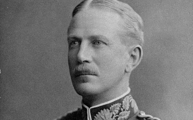 Lieutenant-Colonel Francis Maxwell