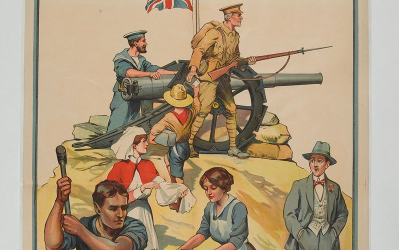 'Are You In This', 1915