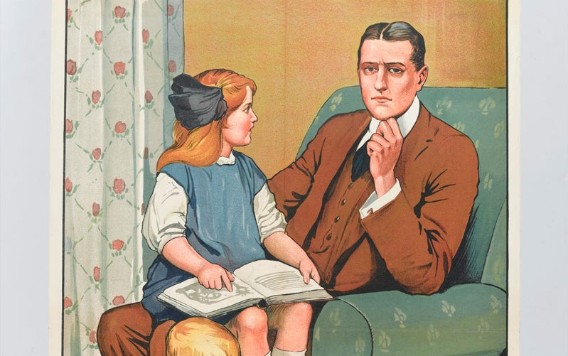 'Daddy what did You do in the Great War', 1915