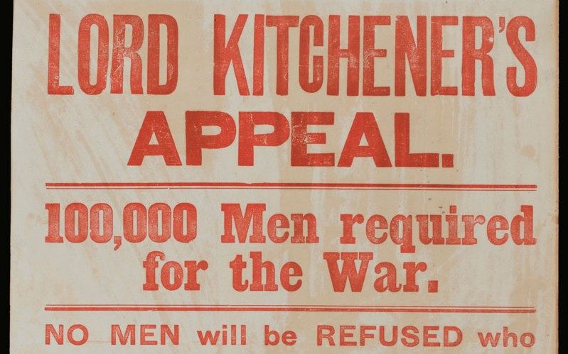 Lord Kitchener's Appeal
