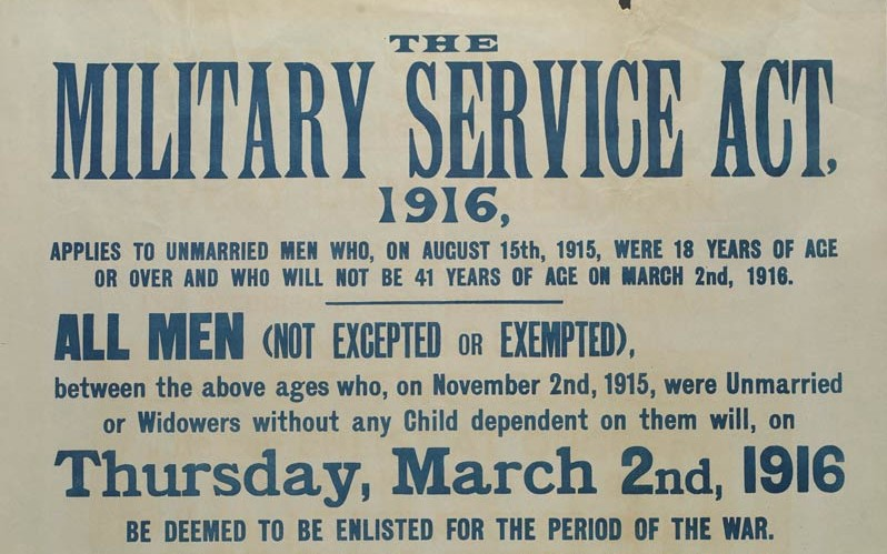 The Story of Conscription