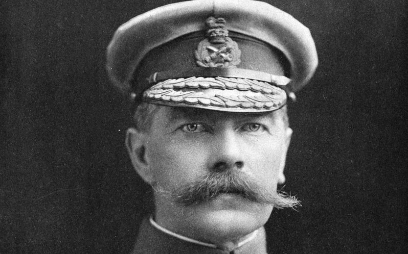 Field Marshal Lord Kitchener in service dress, South Africa, 1901