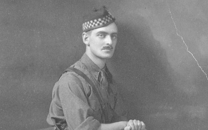 Major Allen Holford-Walker