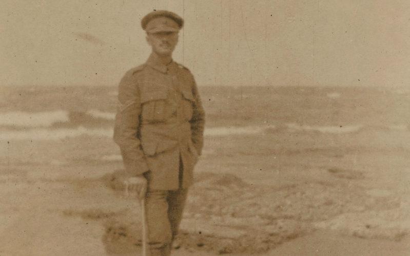 Corporal Joseph Egerton