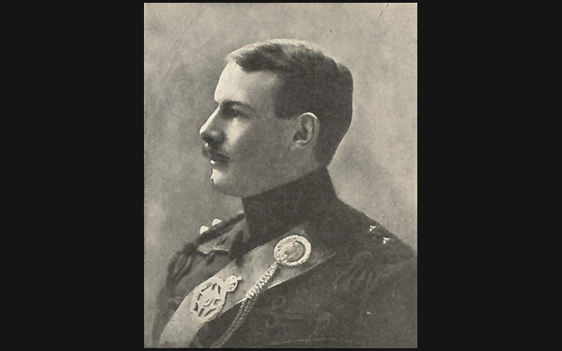 Major George Campbell Wheeler
