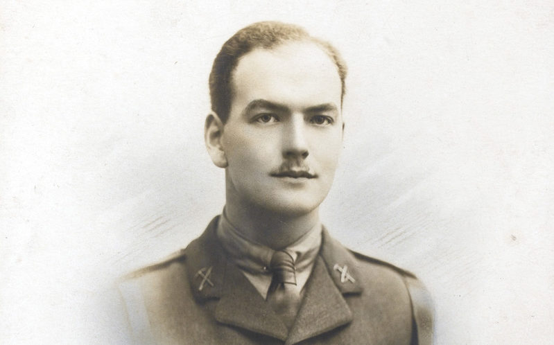 Second Lieutenant Douglas McKie