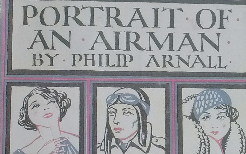 'Portrait of an Airman' by Philip Arnall