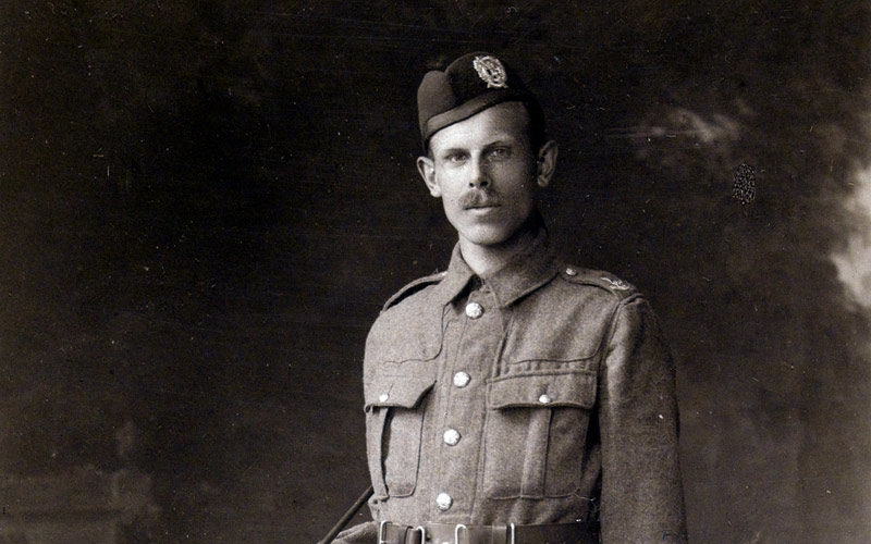 Private Percy Ottley