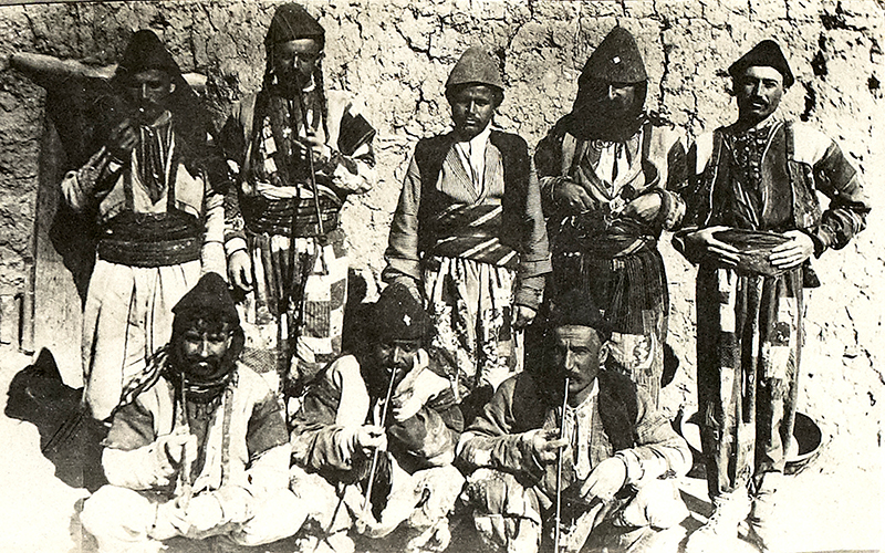 DAssyrian 'Jelu' fighters, 1918