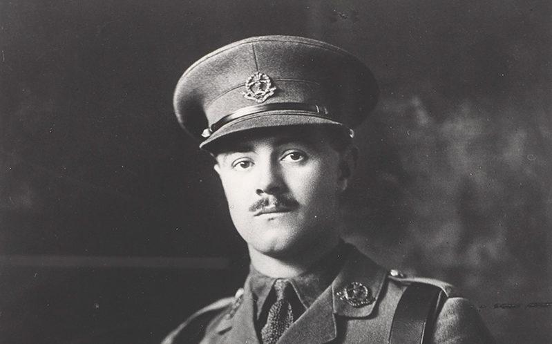 Captain Alfred Toye