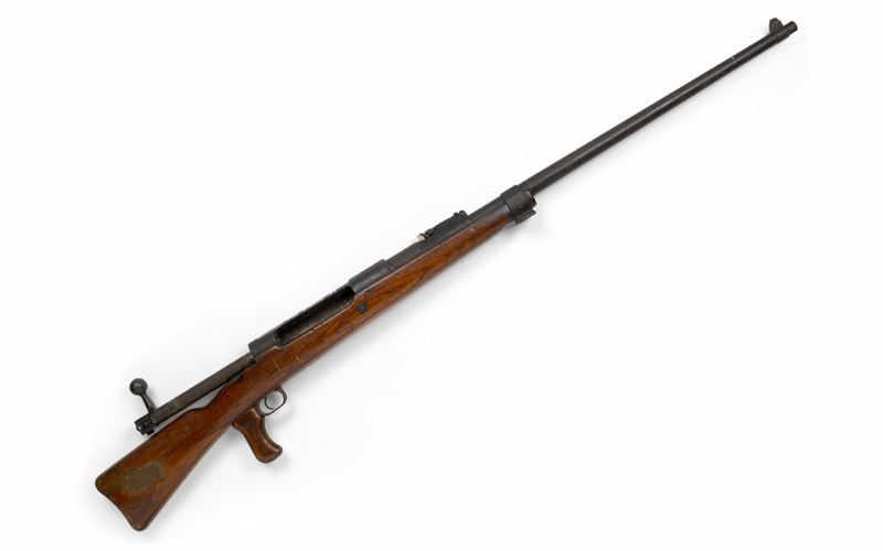 Mauser 13 mm bolt action anti-tank rifle, 1918