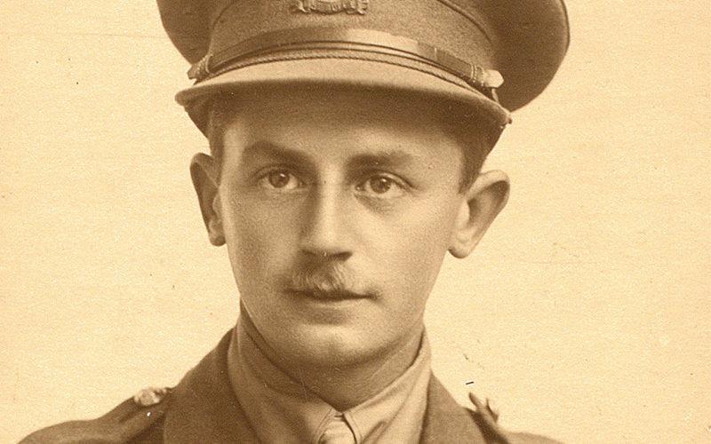 Lieutenant Bernard Ellis